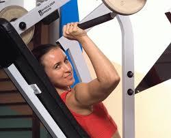 Fitness toestellen
